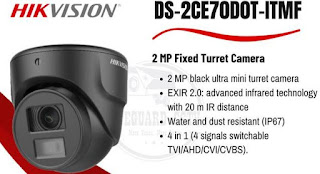 HIKVISION DS-2CE70D0T-ITMF