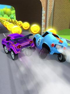 Car Racing Run v1.1.1 Mod Apk ( Unlimited Money / Coins )