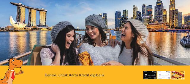 Asyiknya Liburan dengan Promo Hotel dan Tiket dari Digibank