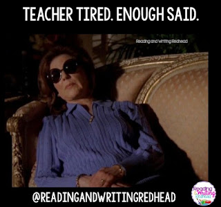 Tired older teacher sleeping on couch
