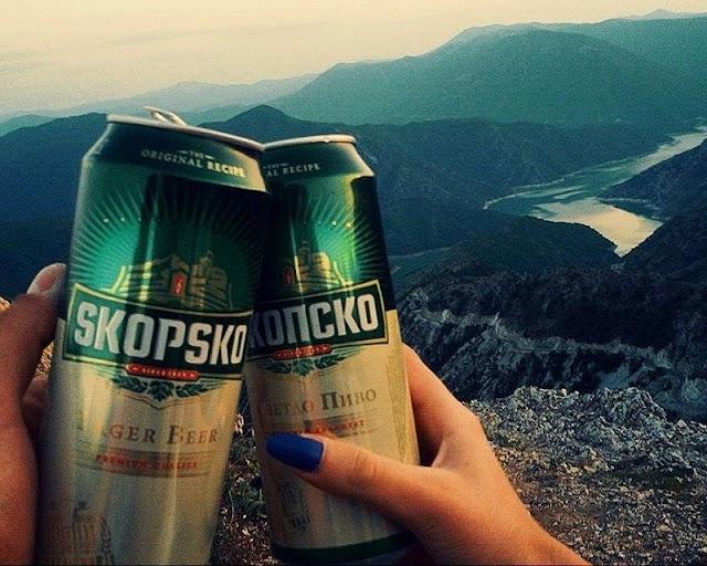 Bild des Tages - Skopsko und der Kozjak Stausee