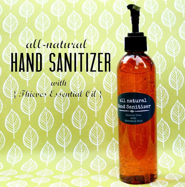 Thieves Hand Sanitizer