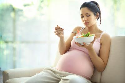 Cuida tu alimentación en el embarazo