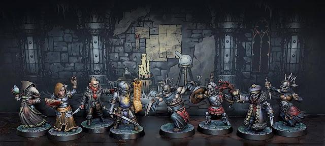 Darkest Dungeon (boardgame)