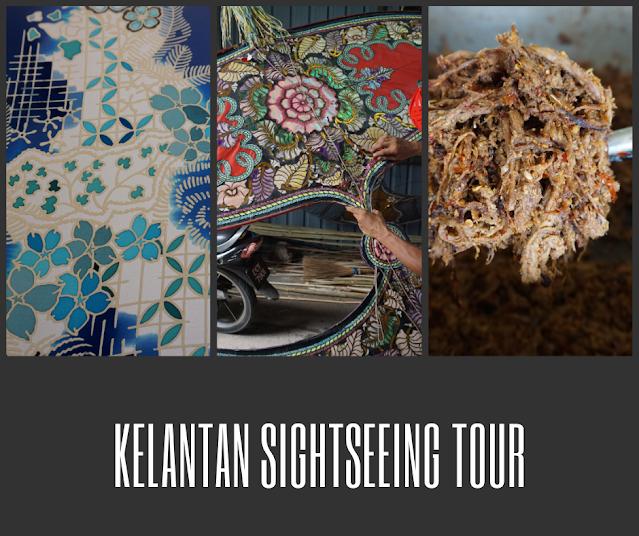 Kelantan Sightseeing Tour Usaha Murni Kerajaan Kelantan Dengan Pelbagai Pihak Memperkenalkan Kelantan Kepada Pelancong