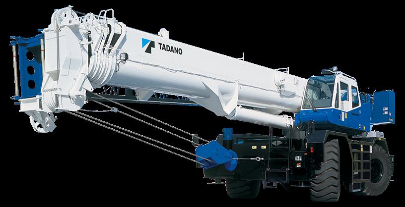 Temukan Crane Tadano Terbaik di Distributor Crane United Tractors