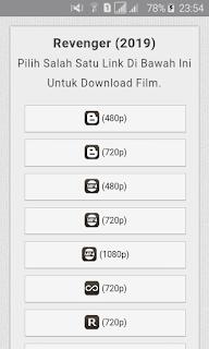 List Link Download dari IndoXXI