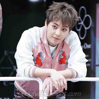 Foto Cakep Xiumin EXO-M Paling Baru