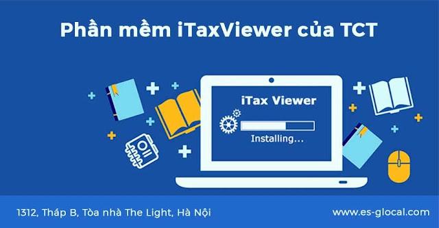 Hướng dẫn sử dụng iTaxViewer