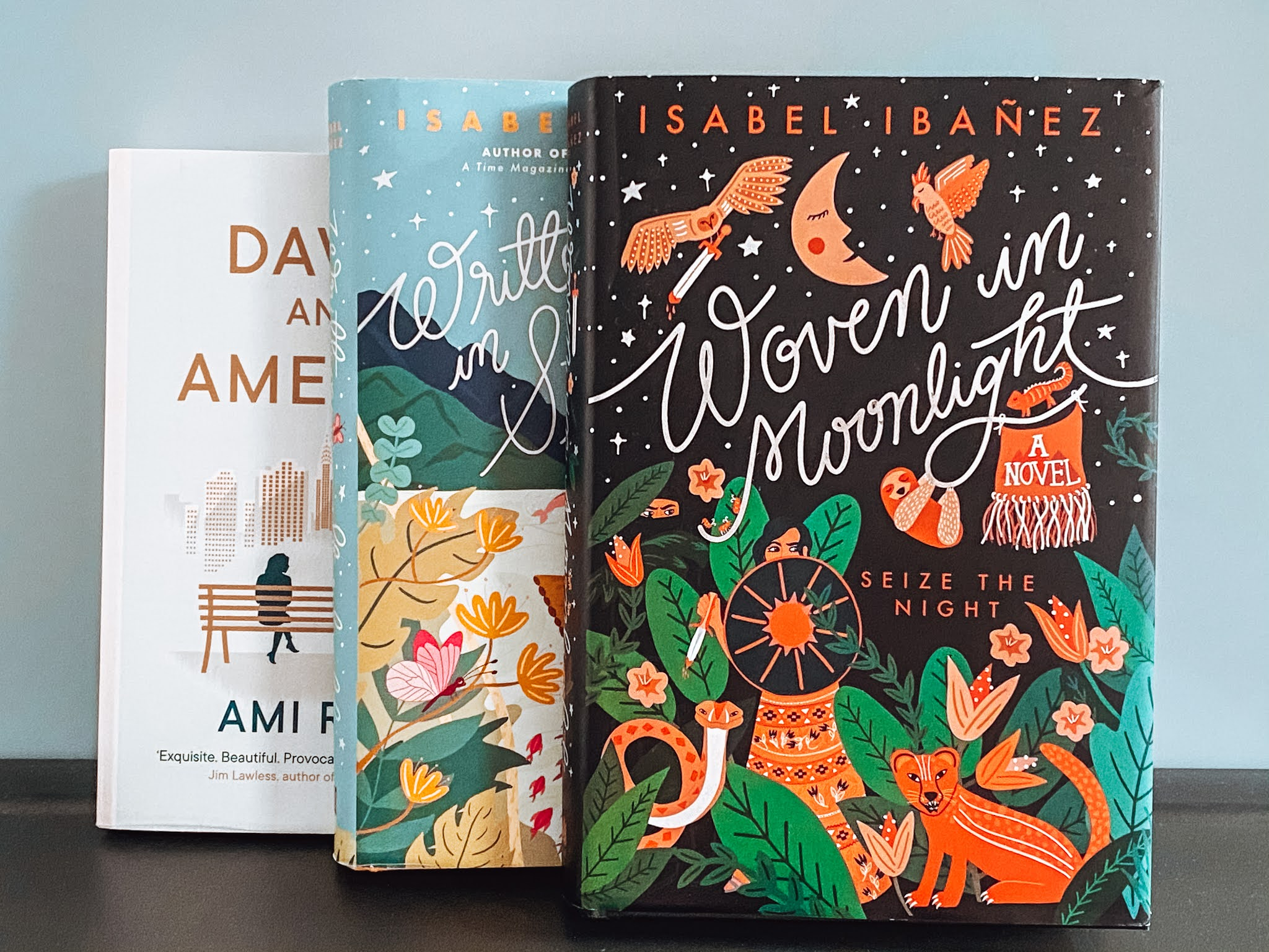 The Books I Read In March