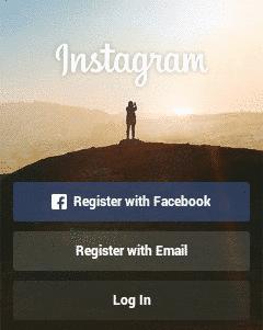 Instagram ialah aplikasi menyebarkan foto dan video secara online dan merupakan layanan yang Cara Daftar Dan Download Instagram Di Android