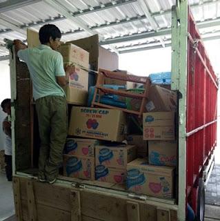 Sewa Truk di Sidoarjo ke Jakarta