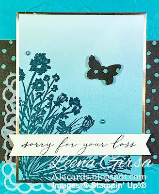 easy sympathy card