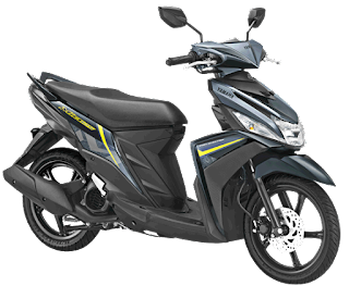Harga Motor Yamaha Mio M3 125 terbaru cash dan kredit 2018