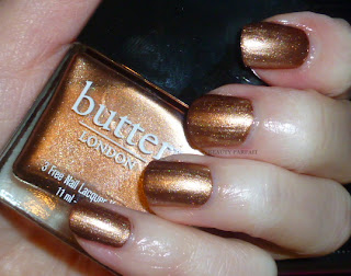 Butter London The Old Bill
