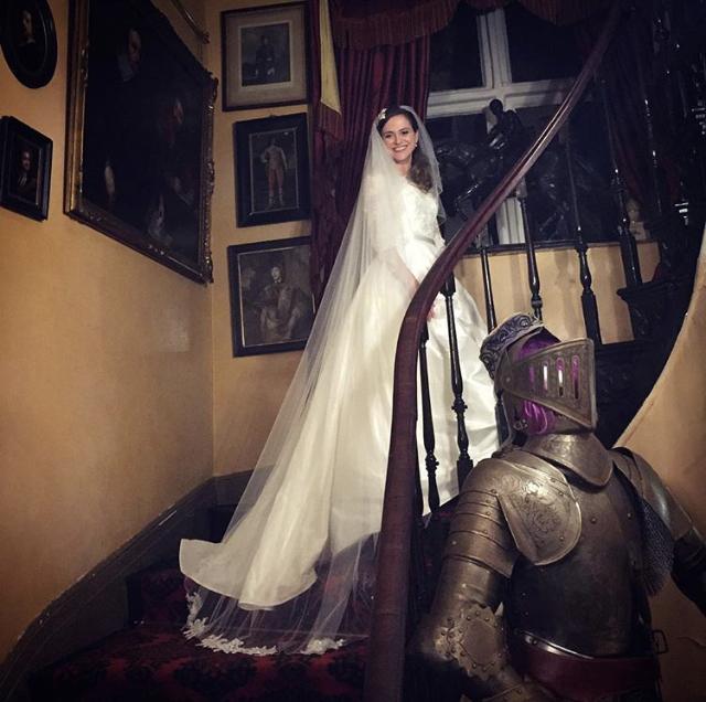 Maggie May - My Wedding Dress