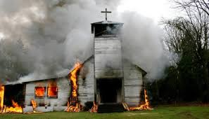 Burning of Churches in Indonesia