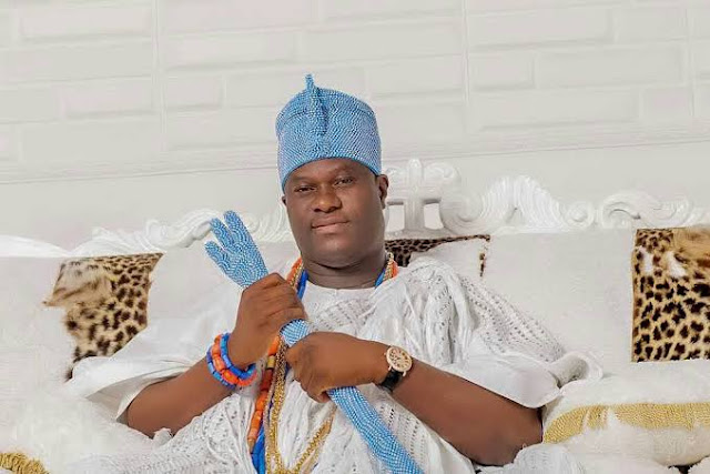 Oba Adeyeye Ogunwusi Eniitan is the Ooni of Ife