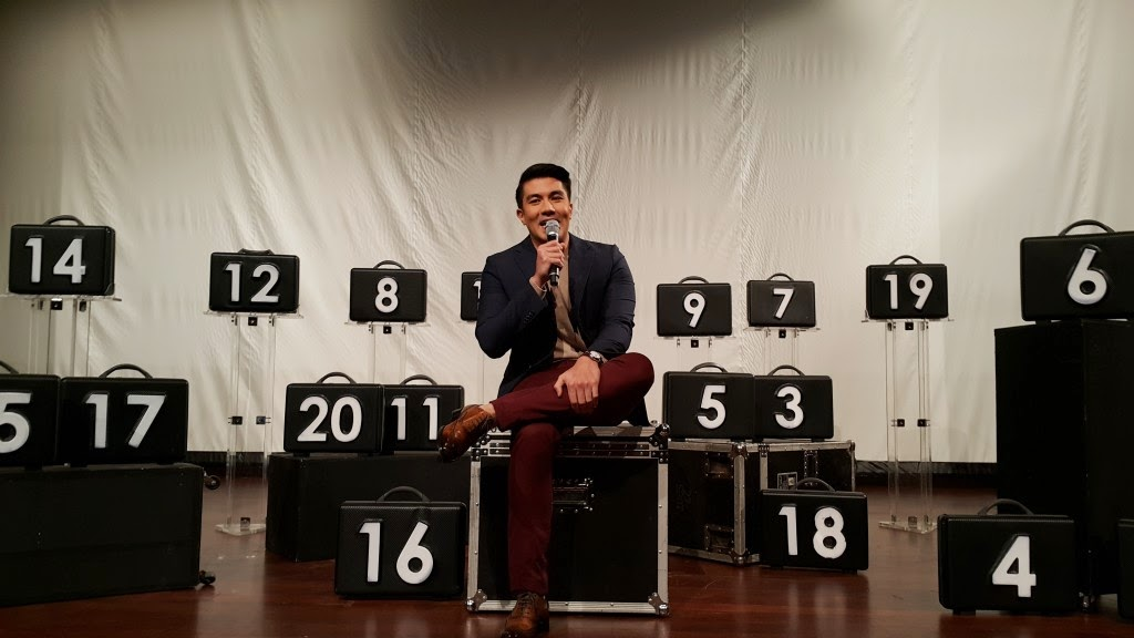 Luis Manzano hosts new Kapamilya Deal or No Deal