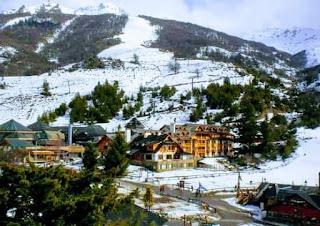 www.viajaportodoelmundo.com Cerro Catedral en Bariloche