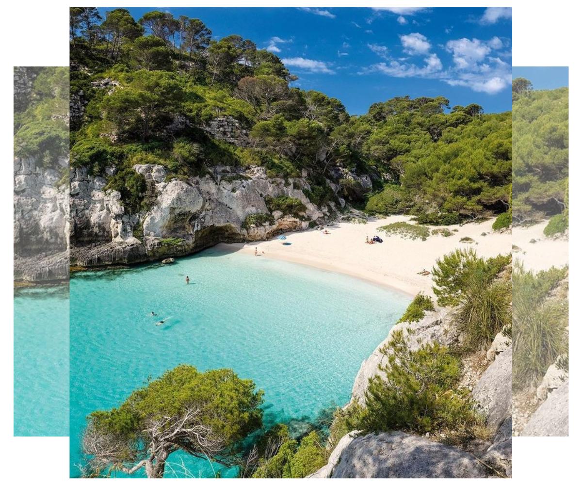 Menorca. Macarelleta