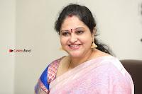 Actress Raasi Latest Pos in Saree at Lanka Movie Interview  0231.JPG