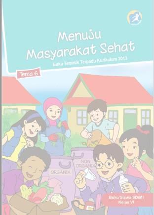 Buku Siswa Kelas 6 Kurikulum 2013 Revisi 2018 Semester 2 : siswa, kelas, kurikulum, revisi, semester, Revisi, Kelas, Semester, Karya