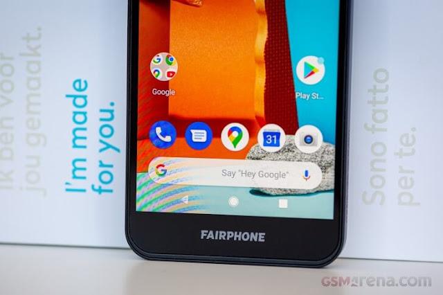 مراجعة  هاتف Fairphone 3+ جوال فايرفون