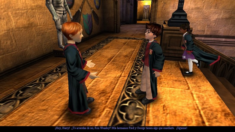 Harry Potter and the Sorcerers Stone PC Full Español