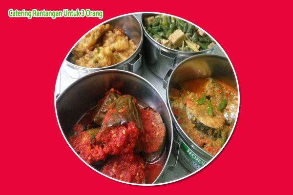 Catering rumahan di Jakarta Timur