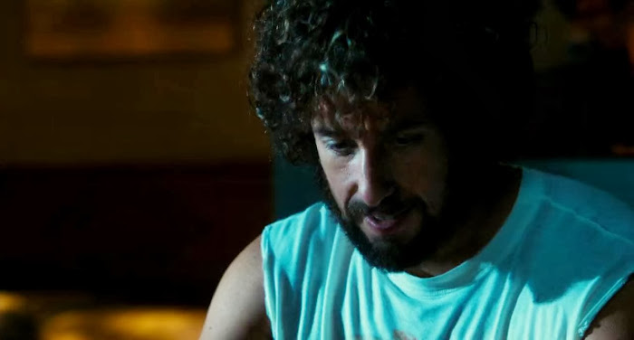 Screen Shot Of Hollywood Movie You Don't Mess with the Zohan (2008) In Hindi English Full Movie Free Download And Watch Online at movies900.com