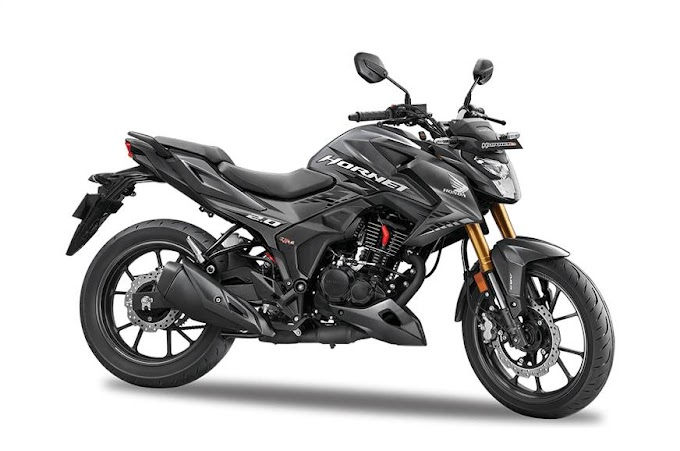 Honda Hornet 2.0 New Design - Launched
