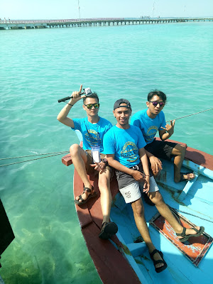PT HPPM Goes To Tidung Island