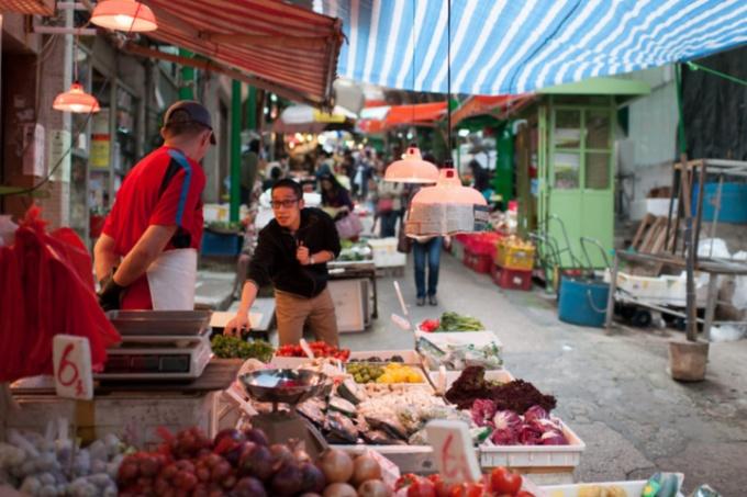 Mau Belanja Barang Murah? Kunjungi Pasar Murah di Eks Pantai Kering  Jl. Veteran