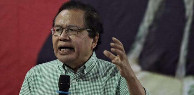 Jokowi Kaget Impor Pangan, Rizal Ramli: Please Deh, Jangan Terlalu Banyak Drama