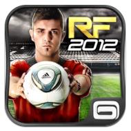 لعبة Real Football 2012 كرة القدم المميزة