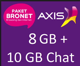 Cara Mengubah Kuota Chat Axis 10 GB Jadi KUOTA BIASA FLASH