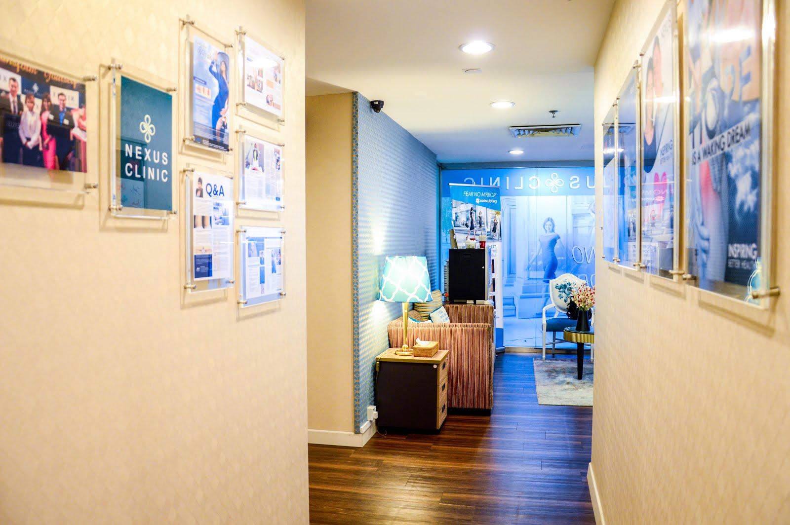 nexus clinic treatment price