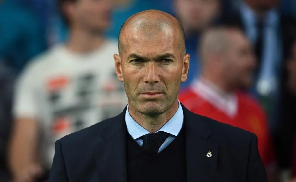 LaLiga: Zidane reacts as Real Madrid lose 2-1 to Alaves