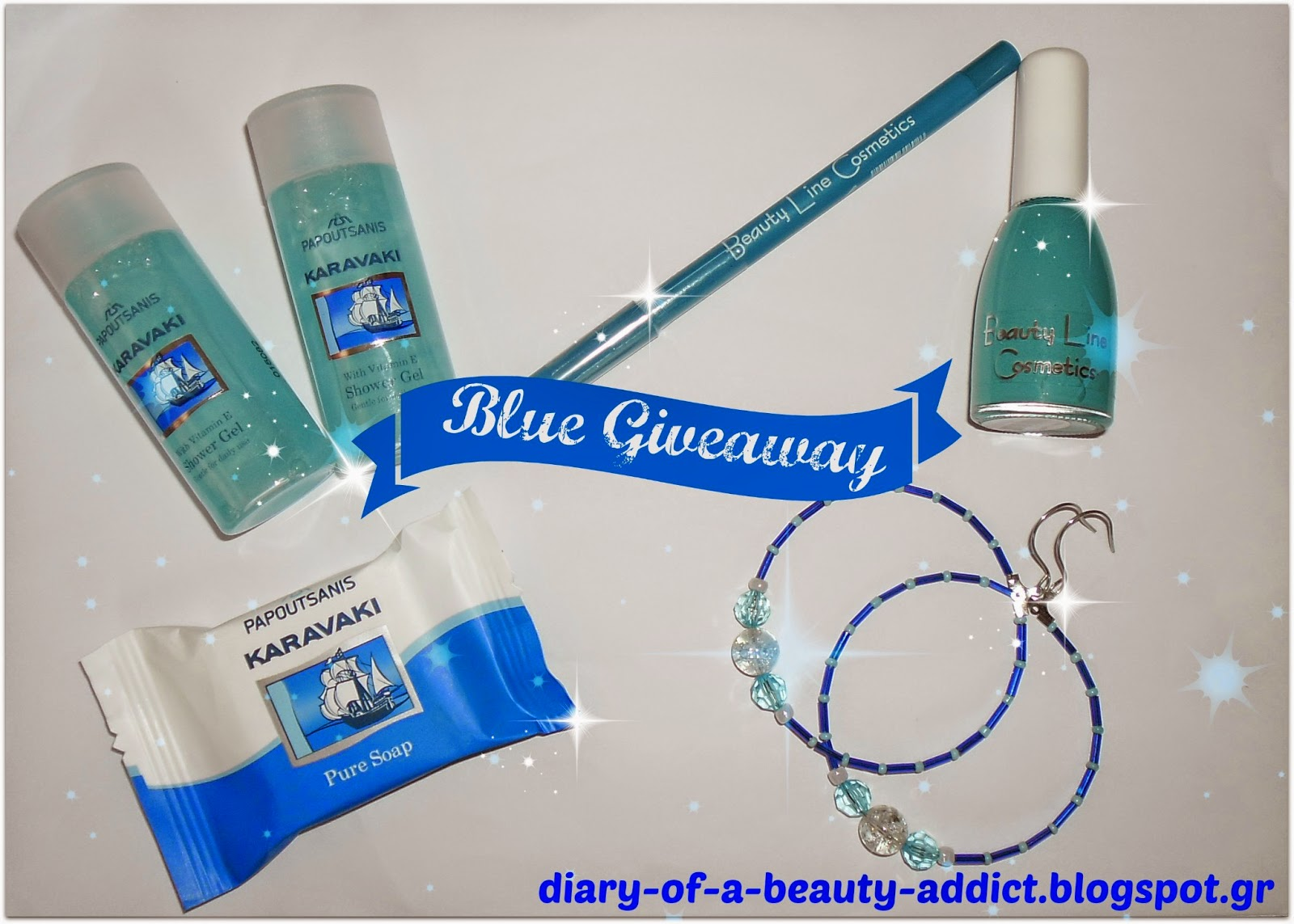Blue Giveaway