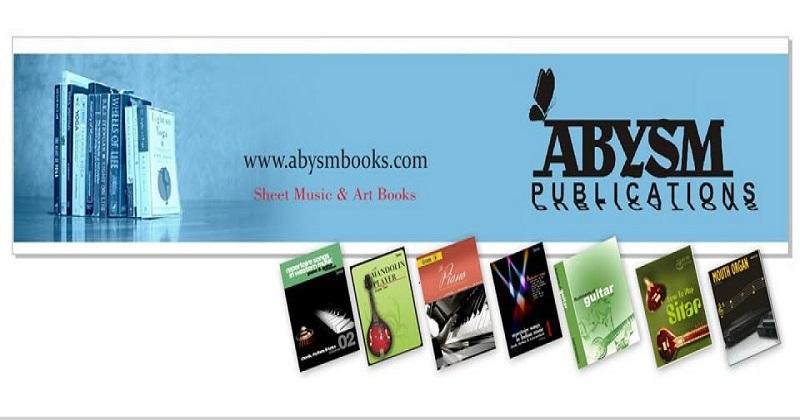 Abysmbooks Indias 1st Pro Resource Of Sheet Music Books