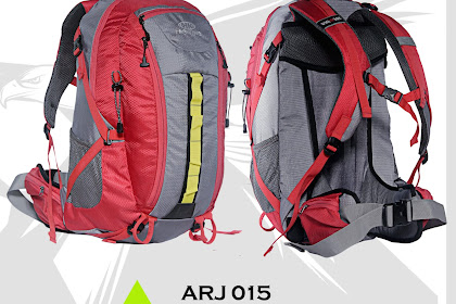 Tas Gunung / Adventure Trekking Carrier Daypack - ARJ 015
