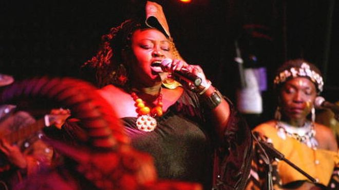 Achieng Abura death: Kenyans pay tribute to music star
