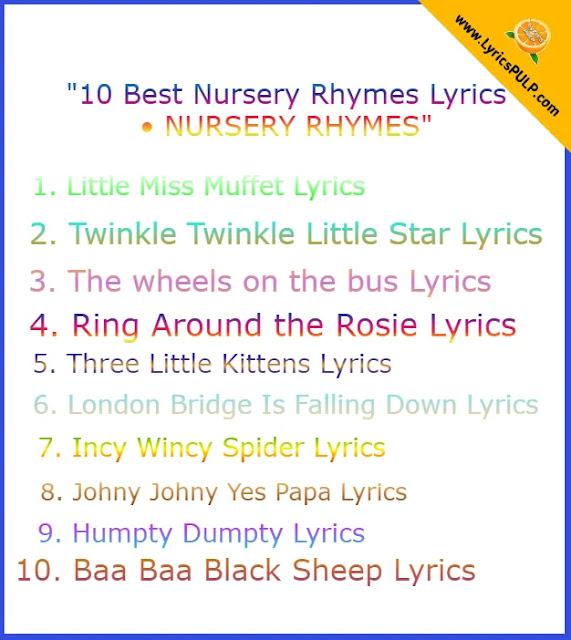 10 Best Nursery Rhymes for Kids • Nursery Rhymes for Children • Music Video