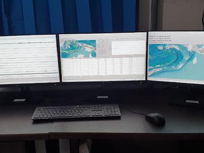 Stasiun Geofisika Saumlaki Kenalkan Sistem Analisa Gempabumi Terbaru
