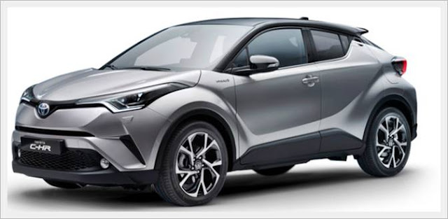 2016 Toyota New C-HR Reviews Interior