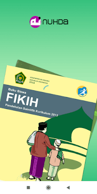 Aplikasi Buku Siswa Fikih Kelas 4 MI Kurikulum 2013 Revisi 2014