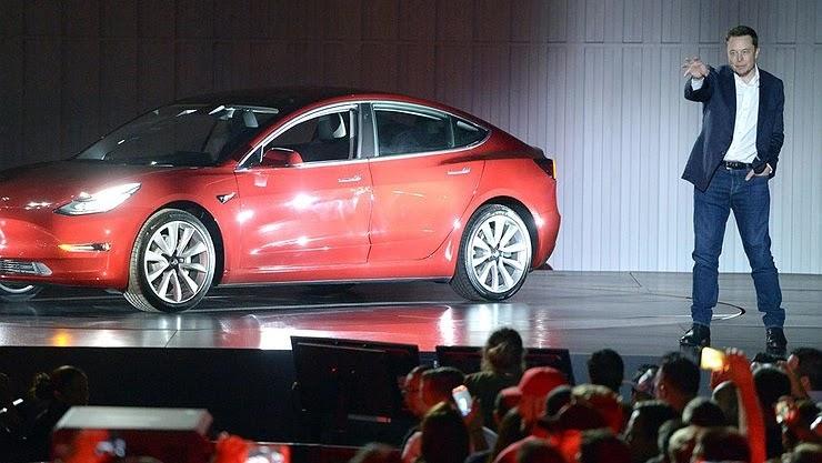 Презентация Tesla