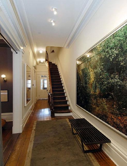 Apartment Hallway Decor