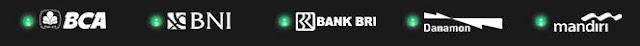 dukungan 5 bank lokal terpercaya